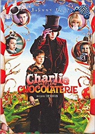 Charlie et la chocolaterie / Tim Burton, real.   Burton, Tim. Metteur en scène ou réalisateur