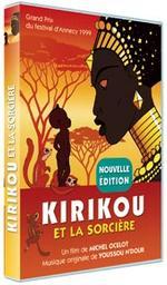 Kirikou et la sorcière | Ocelot, Michel. Metteur en scène ou réalisateur. Scénariste