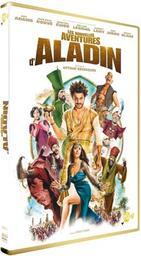 Les nouvelles aventures d'Aladin / Arthur Benzaquen, réal., act. | Benzaquen, Arthur. Metteur en scène ou réalisateur. Acteur