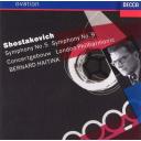 Symphony N° 5 - Symphony N° 9 / Dmitri Shostakovich, comp.   Chostakovitch, Dimitri. Compositeur