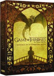 Game of Thrones, l'intégrale de la cinquième saison = Le Trône de fer / David Benioff, D.B. Weiss, idée orig. | Benioff, David. Producteur