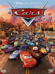 Cars 1 / John Lasseter, réal., histoire originale de   Lasseter, John. Metteur en scène ou réalisateur. Antécédent bibliographique