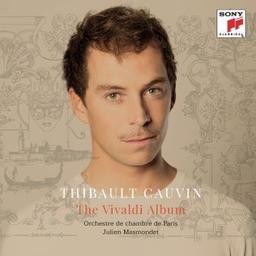 The Vivaldi Album / Antonio Vivaldi, comp.   Vivaldi, Antonio. Compositeur