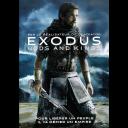 Exodus : Gods and kings / Ridley Scott, réal. | Scott, Ridley. Metteur en scène ou réalisateur