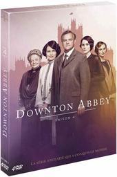Downton Abbey, saison 4 / Julian Fellowes, idée orig., scénario | Fellowes, Julian. Producteur. Scénariste