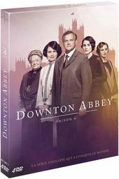 Downton Abbey, saison 4 / Julian Fellowes, idée orig., scénario | Fellowes, Julian. Producteur. Scénariste