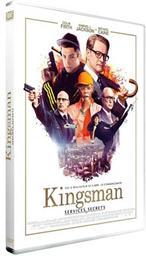 Kingsman : services secrets / Matthew Vaughn, réal., scénario | Vaughn, Matthew. Metteur en scène ou réalisateur. Scénariste