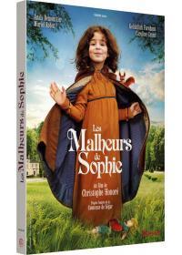 Les malheurs de Sophie / Christophe Honoré, réal., scénario | Honoré, Christophe. Metteur en scène ou réalisateur. Scénariste