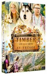 Timber et la carte au trésor / Ari Novak, réal., scénario | Novak, Ari. Metteur en scène ou réalisateur. Scénariste
