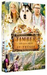 Timber et la carte au trésor / Ari Novak, réal., scénario   Novak, Ari. Metteur en scène ou réalisateur. Scénariste