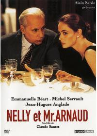 Nelly et Mr. Arnaud / Claude Sautet, réal., scénario   Sautet, Claude. Metteur en scène ou réalisateur. Scénariste