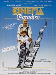 Cinéma Paradiso / Giuseppe Tornatore, réal., scénario, adapt. | Tornatore, Giuseppe (1956-....). Metteur en scène ou réalisateur. Scénariste. Adaptateur