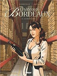 Le négociant / Eric Corbeyran, scénario | Corbeyran, Eric. Scénariste