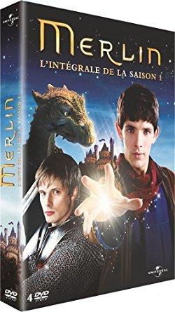 Les aventures de Merlin, l'intégrale de la saison 1 / Ed Fraiman, James Hawes, Jeremy Webb ... [et al.] réal.   Fraiman, Ed. Metteur en scène ou réalisateur