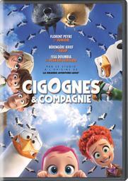 Cigognes & compagnie / Nicholas Stoller, réal., scénario | Stoller, Nicholas. Metteur en scène ou réalisateur. Scénariste