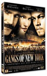Gangs of New York / Martin Scorsese, réal. | Scorsese, Martin (1942-....). Metteur en scène ou réalisateur