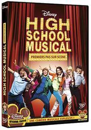 High school musical : premiers pas sur scène / Kenny Ortega, réal. | Ortega, Kenny. Metteur en scène ou réalisateur