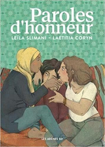 Paroles d'honneur / Leila Slimani, scénario | Slimani, Leïla. Scénariste
