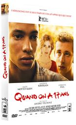 Quand on a 17 ans / André Téchiné, réal., scénario | Morel, Gaël. Antécédent bibliographique
