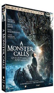 A monster calls = Quelques minutes après minuit / J.A. Bayona, réal. | Bayona, Juan Antonio (1975-....). Metteur en scène ou réalisateur