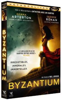 Byzantium / Neil Jordan, réal.   Jordan, Neil. Metteur en scène ou réalisateur