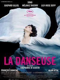 La danseuse / Stéphanie Di Giusto, réal., adapt., scénario   Di Giusto, Stéphanie. Metteur en scène ou réalisateur. Adaptateur. Scénariste