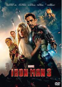 Iron Man 3 / Shane Black, réal., scénario | Black, Shane. Metteur en scène ou réalisateur. Scénariste