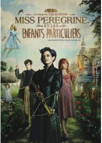 Miss Peregrine et les enfants particuliers = Miss Peregrine's home for peculiar children / Tim Burton, réal. | Burton, Tim. Metteur en scène ou réalisateur