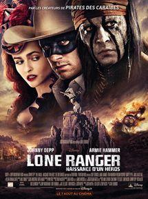 Lone ranger : naissance d'un héros / Gore Verbinski, réal.   Verbinski, Gore. Metteur en scène ou réalisateur
