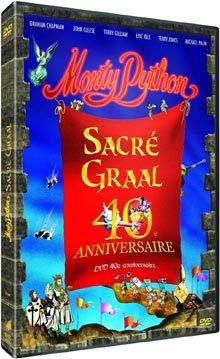 Monty Python Sacré Graal : 40 anniversaire / Terry Gilliam, Terry Jones, réal., scénario  