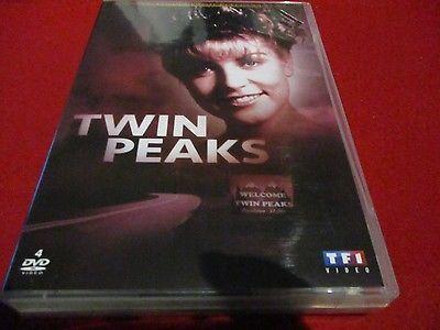 Twin peaks, saison 1 / David Lynch, Mark Frost, idée orig., réal. | Lynch, David. Metteur en scène ou réalisateur. Concepteur