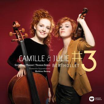 #3 / Camille et Julie Berthollet, groupe instr. | Berthollet, Camille. Violon. Violoncelle. Piano