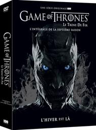 Game of Thrones, l'intégrale de la septième saison = Le Trône de fer / David Benioff, D.B. Weiss, idée orig. | Benioff, David. Producteur
