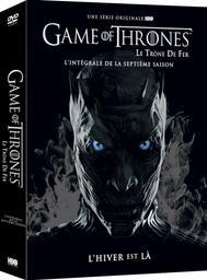 Game of Thrones, l'intégrale de la septième saison = Le Trône de fer / David Benioff, D.B. Weiss, idée orig.   Benioff, David. Producteur