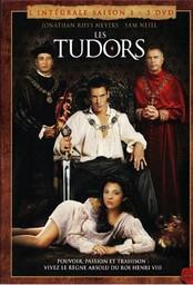 Les Tudors, saison 1 : l'intégrale / Michael Hirst, idée orig., scénario | Hirst, Michael (1952-....). Concepteur. Scénariste