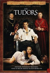 Les Tudors, saison 1 : l'intégrale / Michael Hirst, idée orig., scénario   Hirst, Michael (1952-....). Concepteur. Scénariste