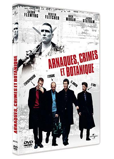 Arnaques, crimes et botanique / Guy Ritchie, réal., scénario | Ritchie, Guy. Metteur en scène ou réalisateur. Scénariste