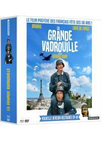 La grande vadrouille / Gérard Oury, réal., scénario, adapt.   Oury, Gérard. Metteur en scène ou réalisateur. Scénariste. Adaptateur