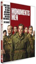 Monuments men / George Clooney, réal., scénario   Clooney, George. Metteur en scène ou réalisateur. Scénariste. Acteur