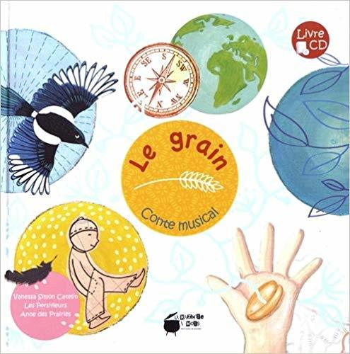 Le grain / Vanessa Simon Catelin | Simon Catelin, Vanessa