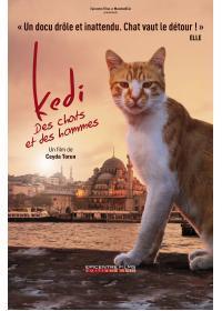 Kedi : des chats et des hommes / Ceyda Torun, réal. | Torun, Ceyda. Metteur en scène ou réalisateur