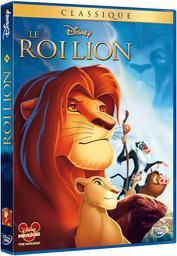 Le roi lion / Roger Allers, Rob Minkoff, réal. | Allers, Roger. Metteur en scène ou réalisateur