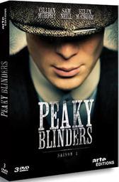 Peaky blinders, saison 1 / Steven Knight, idée orig., scénario | Knight, Steven. Concepteur. Scénariste
