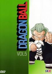Dragon ball, volume 5. Épisodes 25 à 30 / Minoru Okazaki, réal. | Okazaki, Minoru (1942-....). Metteur en scène ou réalisateur