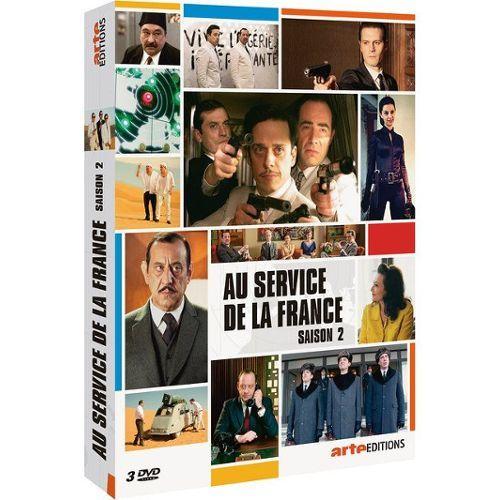 Au service de la France, saison 2 / Alexis Charrier, real. | Charrier , Alexis. Metteur en scène ou réalisateur