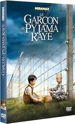 Le garçon au pyjama rayé / Mark Herman, real.   Herman, Mark. Metteur en scène ou réalisateur