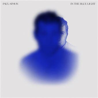 In the blue light / Paul Simon, aut., comp., chant, guit., hrmca, perc. | Simon, Paul. Parolier. Compositeur. Chanteur