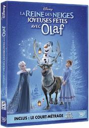 La reine des neiges : Joyeuses fêtes avec Olaf / Kevin Deters, real. | Deters, Kevin. Metteur en scène ou réalisateur
