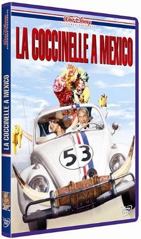 La coccinelle à Mexico / Vincent McEveety, real.   McEveety , Vincent. Metteur en scène ou réalisateur