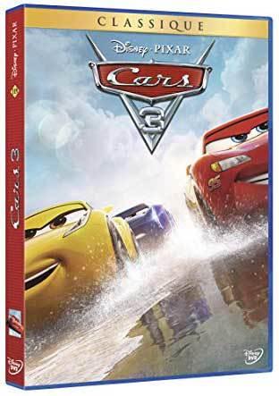 Cars 3 / Brian Fee, real., histoire originale de  | Fee, Brian. Metteur en scène ou réalisateur. Antécédent bibliographique